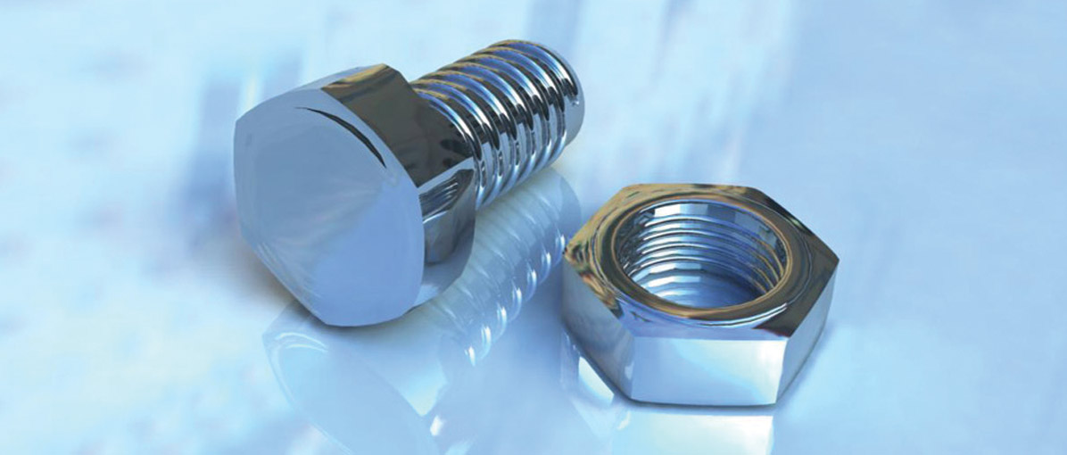 Free 3d model bolt and nut